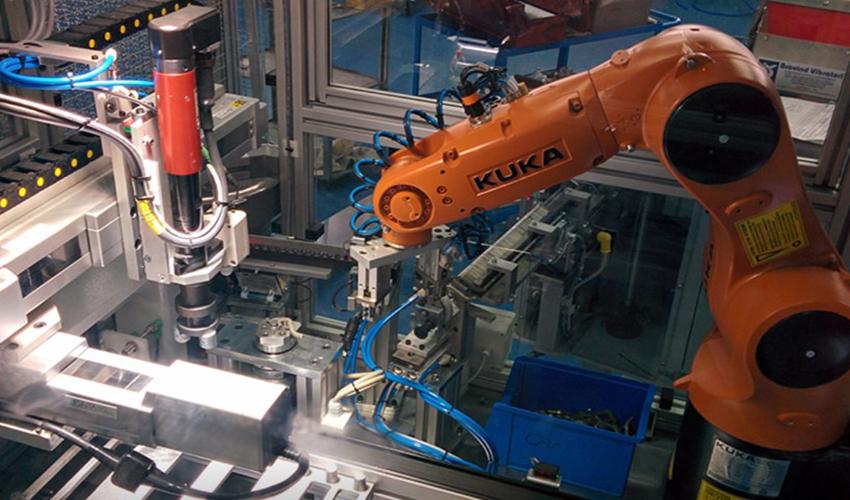 רובוטיקה ואוטומציה