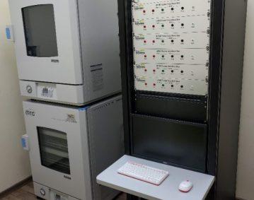 מערכת לבדיקת מיקרו מעבדים